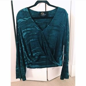 Blue Life Tops - Planet Blue Hayley Top